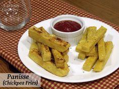 Panisse - Chickpea F