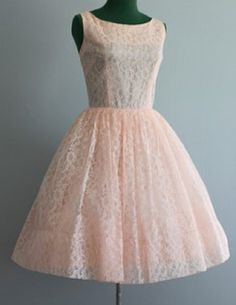 Pink Lemonade Summer Dress