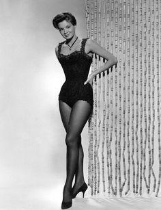 1950s actress Angie Dickinson