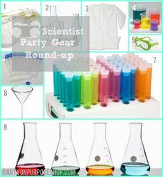 scientist gear