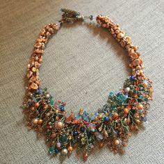 Keishi Pearl Necklace / Laura McCabe Design