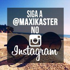 Todas as tendências e os melhores looks da nossa coleção você pode ver no nosso instagram. http://instagram.com/maxikaster