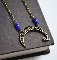 Cresent Moon pendant