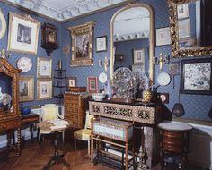 Casa Museo Gustave Moreau. Montmartre, París