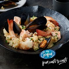 Mix up the seafood in your next risotto and use grilled scallops, picked crab and Moreton Bay bug tails. Finish with acidulated butter.  PRODUCT CODES: 209356 - Fresh Scallop Meat Roe On 201823 - Fresh Raw Blue Swimmer Crab 202235 - Fresh Cooked Moreton Bay Bugs