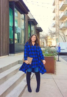 MAXIMIZE YOUR WARDROBE: 14 WAYS TO WEAR HIGH WAIST SKINNY JEANS Plaid Outfits, Stylish Outfits, Fashion Outfits, Women's Fashion, Winter Fashion, Curvy Girl Fashion, Plus Size Fashion, Fall Winter Outfits, Style Blog