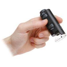Pocket Microscope. Hot Christmas Gifts: Best Toys for Boys Age 6, 7, 8 & 9 — Kathln.com