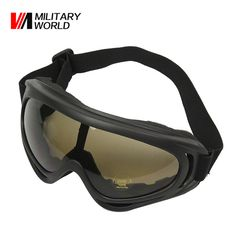 34329e631d Aliexpress.com   Buy Airsoft UV400 Wind Dustproof Helmet Goggles Men  Shooting Hunting Tactical Goggle Sun Glasses Lens Camping Cycling Eyewear  Men from ...
