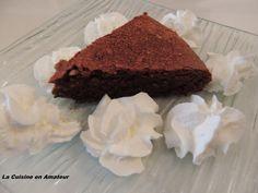 La cuisine en amateur de Maryline: Gâteau truffe