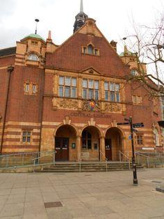 Wolverhampton em West Midlands, West Midlands