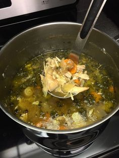 The Ultimate Gut-Healing Chicken Soup Recipe - Healevate