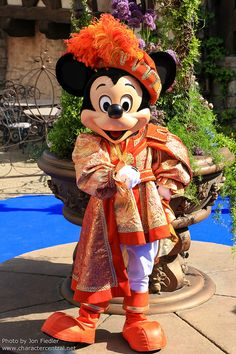 Prince Mickey Mouse