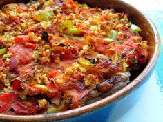 Creole Pork Chops And Cornbread Casserole Recipe - Genius Kitchen Best Baked Pork Chops, Best Pork Chop Recipe, Easy Pork Chop Recipes, Pork Recipes, Grilling Recipes, Cooking Recipes, Cajun Recipes, Cajun Cooking, Cajun Food