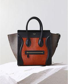 CÉLINE   Fall 2014 Leather goods and Handbags collection   CÉLINE Handbag  Accessories, Celine Luggage 53de52c22a