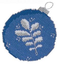 Decorate your home with these lovely handmade tree accoutrements and framed cross-stitch pieces.