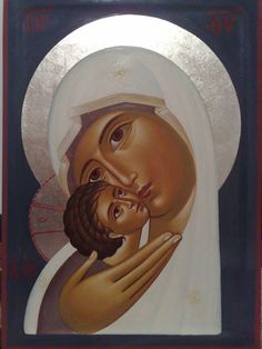 Sweet Panagia and The Tender kiss