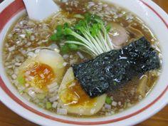 ラーメン屋のオヤジに教えてもらった醤油ラーメンのスープの作り方・レシピ