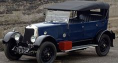 1926 Armstrong Siddeley 18 HP | Classic Driver Market