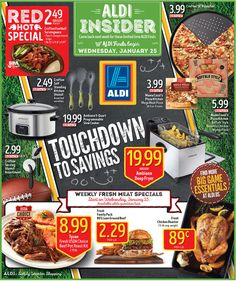 Aldi In Store Ad January 25, 2017 - http://www.olcatalog.com/grocery/aldi-weekly-ad.html