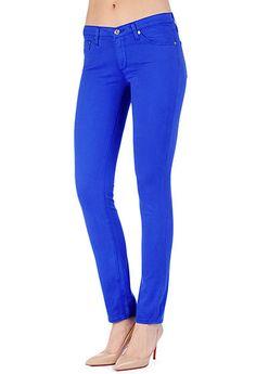 The Stilt - Brilliant Blue