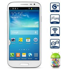 5.0 inch Feiteng H9503 Android 4.2 Smart Phone Now Only $110.51 ! Dual Core, Three SIM, Dual Cameras