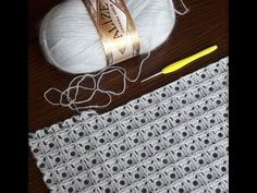 Me gusta, 121 comentarios - Reklam için 👉 DM (No photo description available. Crochet Doily Rug, Crochet Clutch, Crochet Motifs, Crochet Stitches Patterns, Crochet Shawl, Diy Crochet, Crochet Designs, Crochet Baby, Knitting Patterns