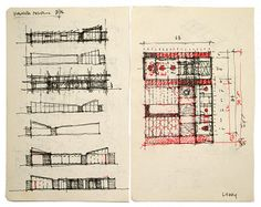Gesture: Hand Drawings by Architects | Design Milk