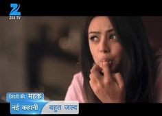 Mehak - New Show On Zee Tv - Promo:  http://www.desiserials.tv/mehak-new-show-zee-tv-promo/153669/