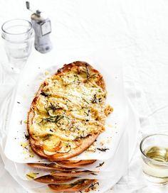 Potato Piadina recipe | Food | In Season | MiNDFOOD