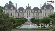 Vidéo visite des Châteaux de la Loire avec voyage-sncf.com
