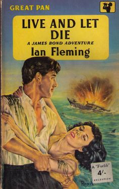 Live and Let Die, Pan Books, 1961