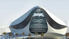 - Museu de Arte Moderna do Médio Oriente (MOMEMA) em Dubai