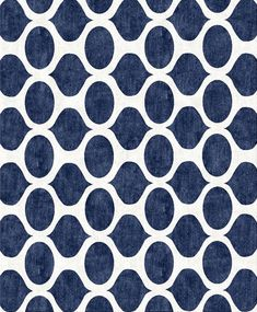 blue pattern rug #patterns #graphic #design