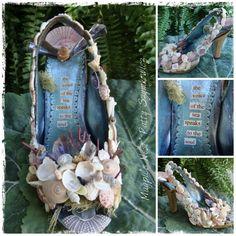 My Mermaid Slipper