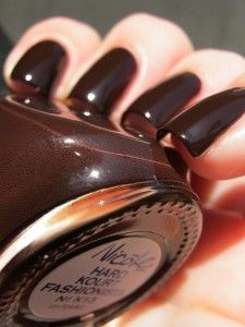 Hard-Kourt Fashionista. Kardashian collection, Nicole by Opi. Kicking myself for not buying this when I saw it today.