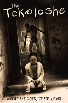 The Tokoloshe reminded me of Under The Shadow with its tale of a woman beset by both society and the supernatural. Horror Movie Posters, Horror Films, Film Posters, New Trailers, Movie Trailers, Movie List, Movie Tv, Trailer Film, Scary Films