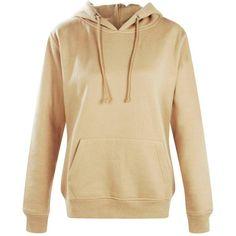 Boohoo Katie Overhead Hoody | Boohoo ($20) ❤ liked on Polyvore featuring tops, hoodies, hooded sweatshirt, jersey crop top, high neck hoodie, color-block hoodie and cropped hoodie