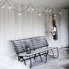 Our fabulous festoons add some festive sparkle in seconds. All we need now is snow!