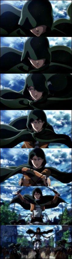 Levi Ackerman season 3 part 2 scene Anime Manga, Anime Guys, Levi Ackerman, Levi And Erwin, Hotarubi No Mori, Attack On Titan Levi, Film Serie, Cultura Pop, Aesthetic Anime