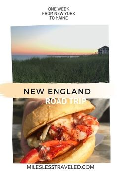 New England Summer Road Trip (One Week Itinerary)