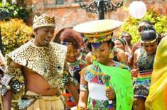 african traditional attires