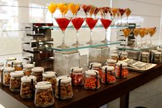 Provide inspiring and healthy options to energize your guests.