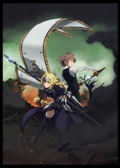 テレビアニメ「Fate/Apocrypha」 Blu-ray Disc BoxⅠ 2017年12月27日に発売決定! アニメイトなら「描き下ろしB3クリアポスター」「ビッグ缶丸型クロック」が付きます