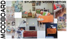 Samen met de bewoners maakt studio de WOON FACTOR een #moodboard. Zo betrekken wij de opdrachtgever bij het ontwerpproces. Het moodboard vormt het uitgangspunt voor ons #interieurontwerp. www.studiodewoonfactor.nl