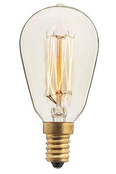 Edison X -hehkulamppu, hiililanka, 53 mm
