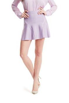 Raya Bandage Skirt | GUESS.ca