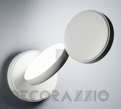 Светильник  настенный накладной FontanaArte Optunia, 4377 Wall Lamps, Bathroom Hooks
