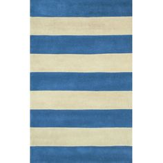 Blue & White BBB rugs