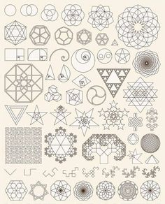 I have already got metatron's cube this gives me more ideas for my sacred geometry sleeve