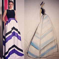 Christian Siriano Dresses 2014